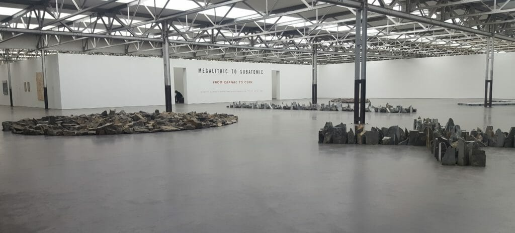 Richard Long, De Pont, Tilburg, 2019