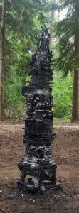 Jehoshua Rozenman Circular Ashes (2019) Lustwarande Delirious