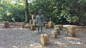 Folkert de Jong 2015 Neolithic Skyline, Lustwarande Rapture & Pain, Tilburg