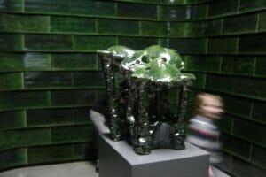 Marien Schouten, Green Room, De Pont, Slang, 2012-05-01, met Max